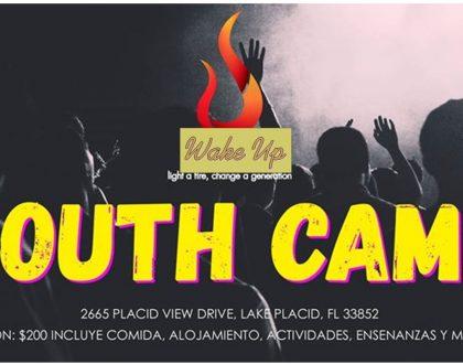 Campamento de jovenes