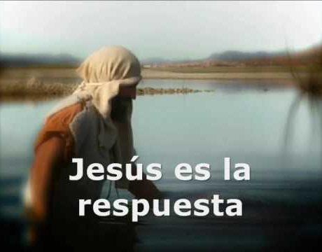 Jesus es la respuesta