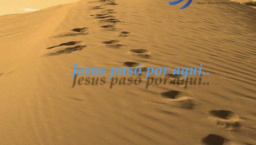 Jesus pasó por aqui